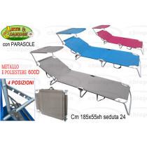 LETTINO MARE+PARASOLE  C113459
