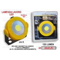 LAMPADA DA LAVORO LED   07006*