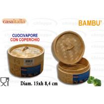 CUOCIVAPORE 15  BAMBU' C113336